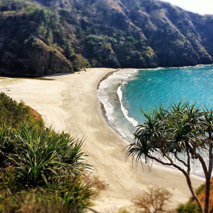 Chichijima Island - Kominato beach