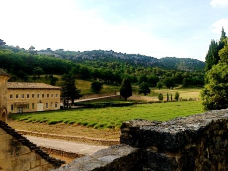 Lavender Monastery