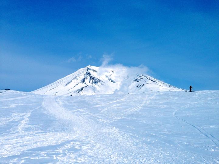 Mountains of Hokkaido