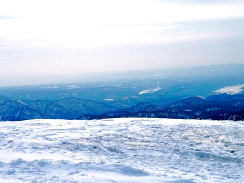 Daisetsuzen mountain range